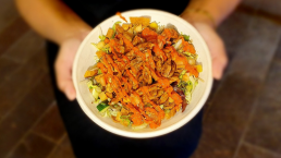 BEKYA_Chicken Shawarma Salad
