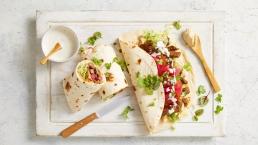 BEKYA Egyptian Beef Shawarma Wrap