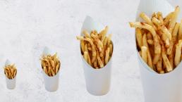 Large Size Fries Upsize